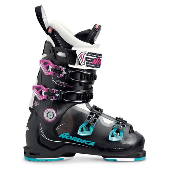 Nordica Speedmachine 115 W - Black/True Black/Fuchsia
