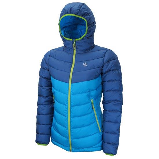Ternua Moriah Jacket W - Patrol Blue/Methyl