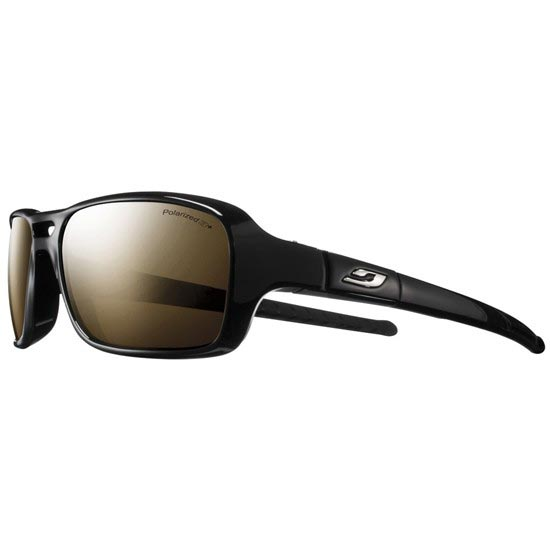 Julbo Gloss W - Negro Brillante (Polarized 3+)