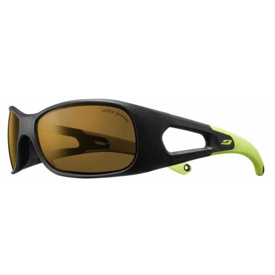 Julbo Trainer L Jr - Negro/Verde (Polar Junior)