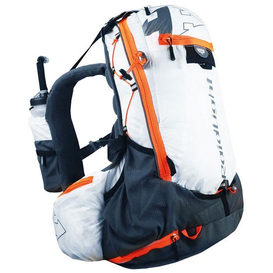 Raidlight Ultra Raid Désert 20L - White / Orange