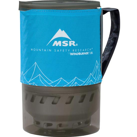 Msr Windburner 1.8 L Pot - Blue