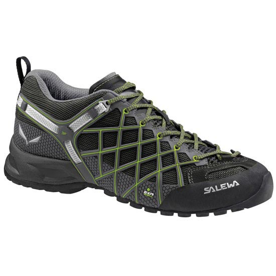 Salewa Wildfire S Gtx W - Black/Emerald