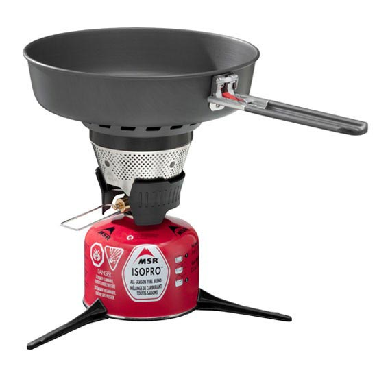 Msr Windburner Skillet - Photo de détail