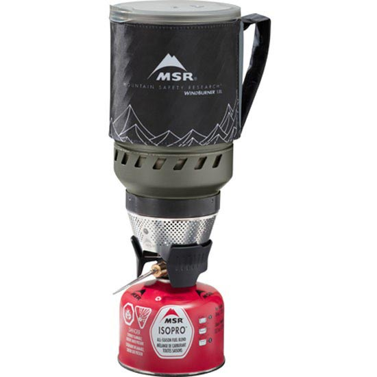 Msr Windburner 1L - Black