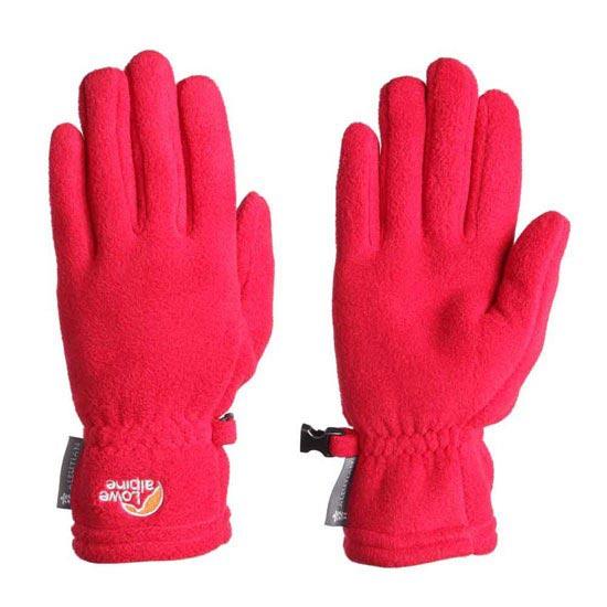 Lowe Alpine Aleutian Glove W - Cherry