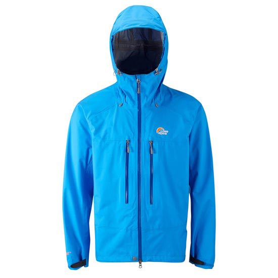 Lowe Alpine Taiga Jacket - Captain Blue