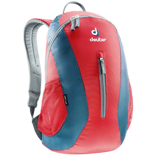 Deuter City Light - Red/Blue