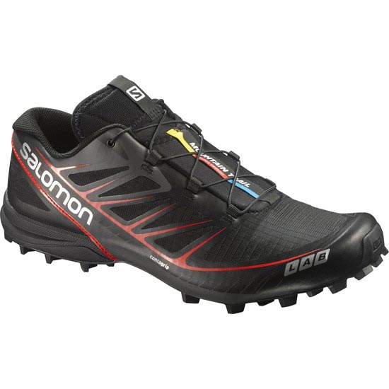 Salomon S-Lab Speed - Black/Red