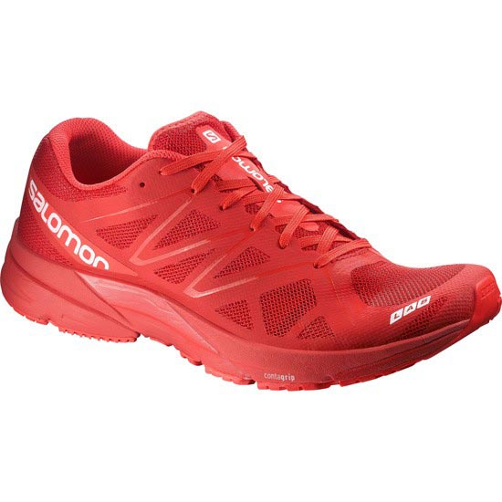 Salomon S- lab Sonic - Red