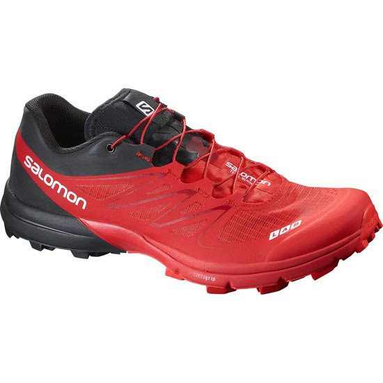 Salomon S- Lab Sense Ultra S - Black/Red