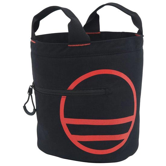 Wild Country Boulder Bag - Black/Orange