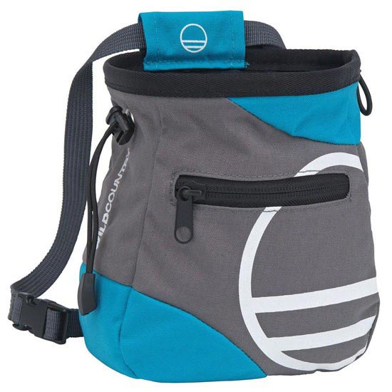 Wild Country Grand Illusion Chalk Bag - Teal