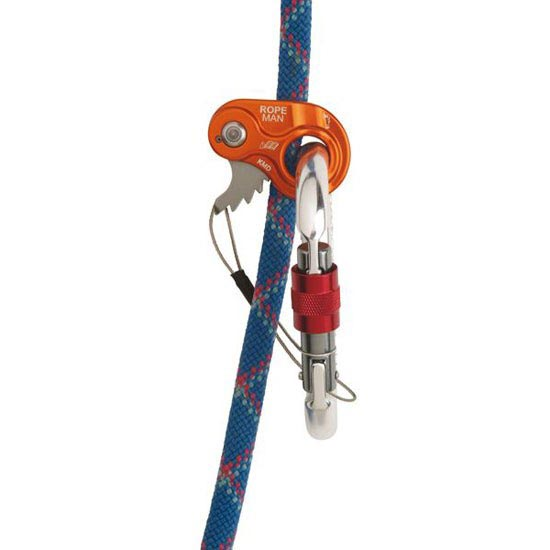 Wild Country Ropeman MK1F Orange - Foto de detalle