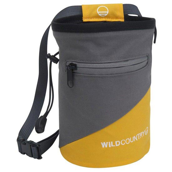 Wild Country Cargo Chalk Bag - Yellow