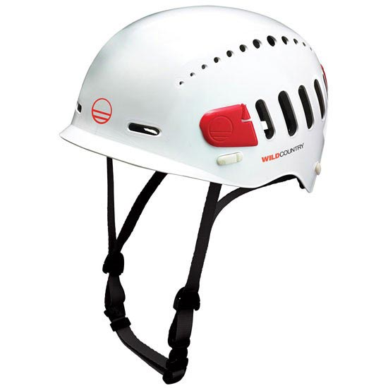 Wild Country Fusion 2 - White/Red