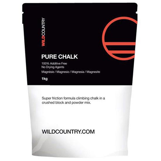 Wild Country Pure Chalk Pack 1 Kg -