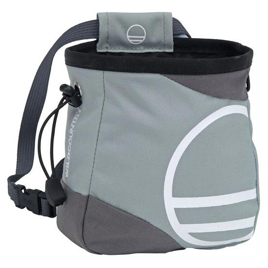 Wild Country Dipper Chalk Bag - Grey