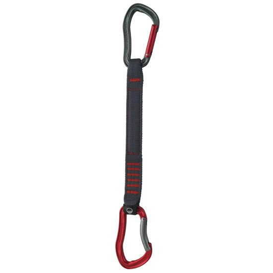 Wild Country Electron Sport Draw 25 cm - Gunmetal/Red