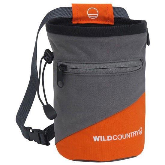 Wild Country Cargo Chalk Bag - Orange