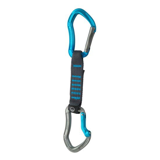 Wild Country Proton Sport Draw 12 cm - Gunmetal/Teal