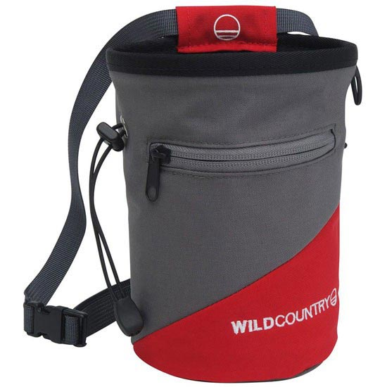 Wild Country Cargo Chalk Bag - Red