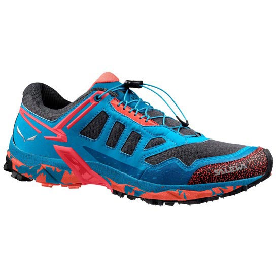 Salewa Ultra Train W - Magnet/Hot Coral