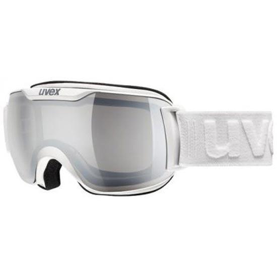 Uvex Downhill 2000  Silver S2 - White/Silver