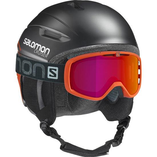 Salomon Cruiser 4D - Black/Orange