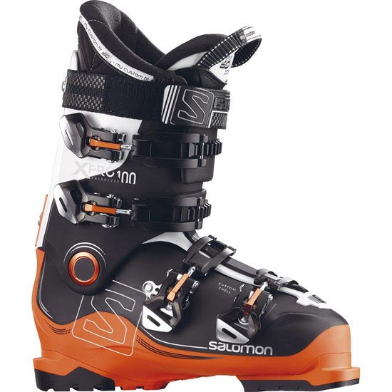 Salomon X Pro 100 - Black/Orange/White