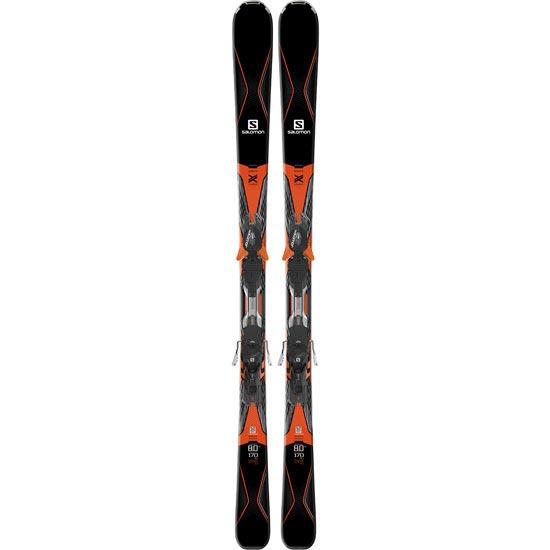 Salomon Pack esquí M X-Drive 8.0 Ti + M XT12 -