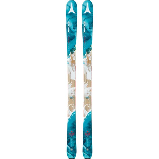 Atomic Backland 78 W - Turquoise/White