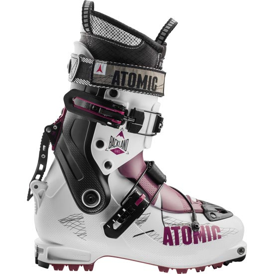 Atomic Backland W - White/Berry
