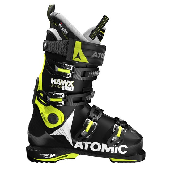 Atomic Hawx Ultra 120 Thermoformable - Lime/Black