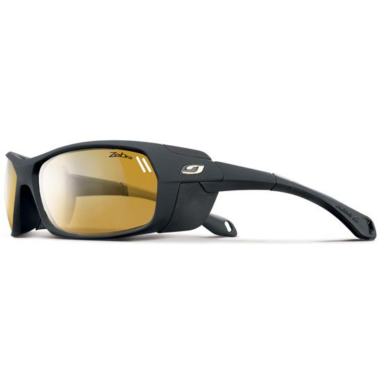 Julbo Bivouak Zebra - Matt Black/Black