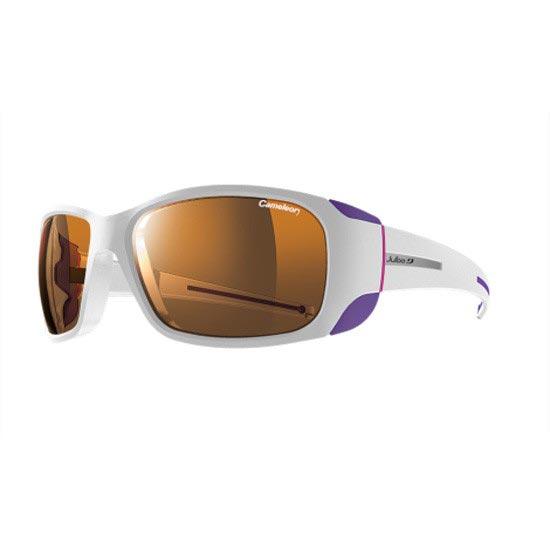 Julbo Monterosa Cameleon 2-4 - Shiny White/Violet
