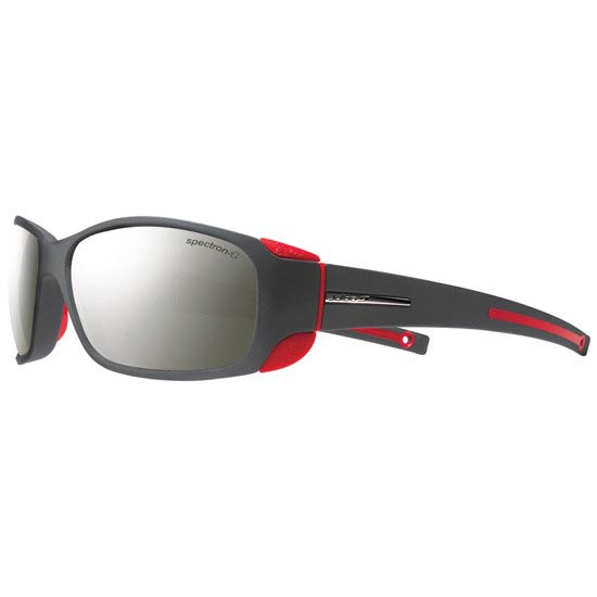 Julbo Montebianco Spectron 4 - Matt Black/Red