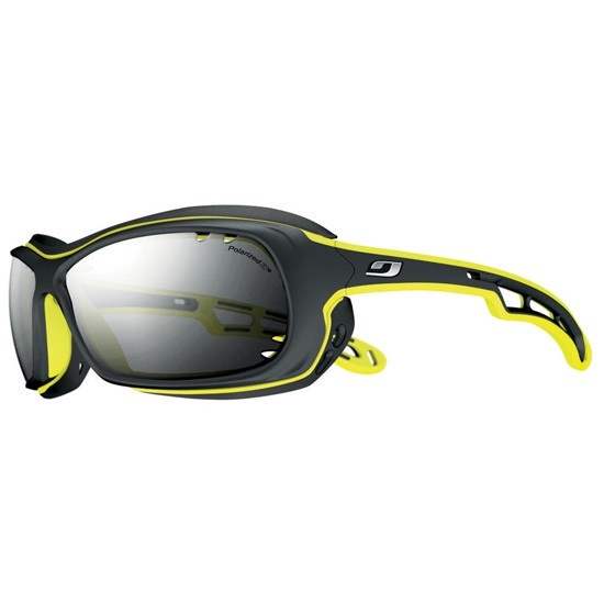 Julbo Wave Polarized 3+ - Black/Yellow