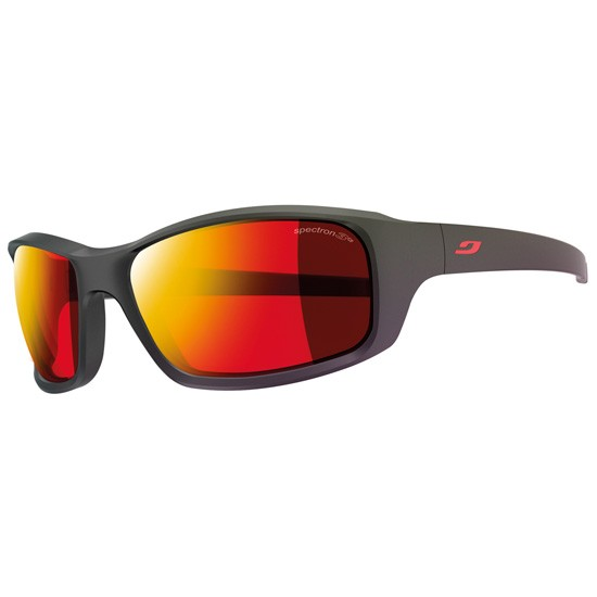 Julbo Slick Spectron 3CF - Mat Black/Red