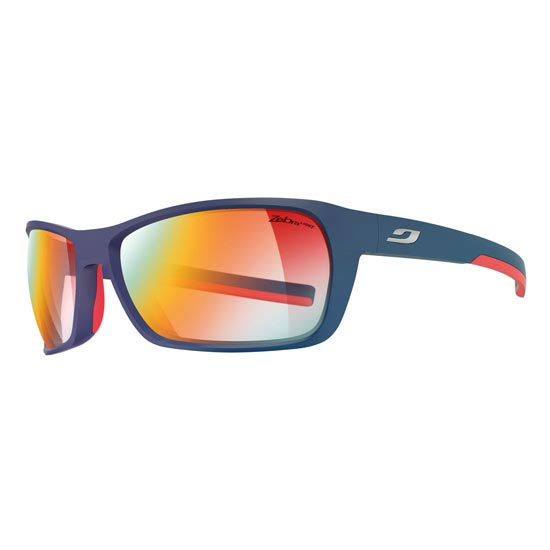 Julbo Blast Zebra Light Fire - Azul/Rojo