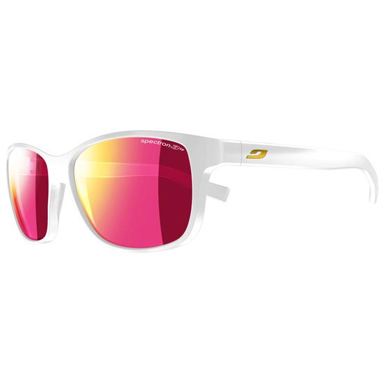 Julbo Powell Spectron 3 CF - Shiny White/Gold