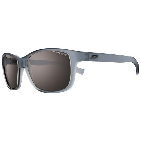 Julbo Powell Polarized 3 - Matt Trans Grey/Grey