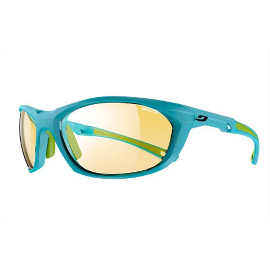 Julbo Race 2.0 Zebra Light 1-3 - Matt Blue/Green