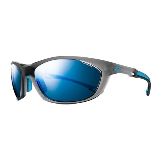 Julbo Race 2.0 Nautic Polarized 3+ - Matt Translu Grey/Blue