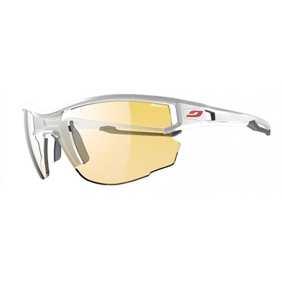 Julbo Aero Zebra Light - White/Grey