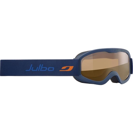 Julbo Proton Chroma Kids S2-3 Jr - Bleu Sombre/Orange