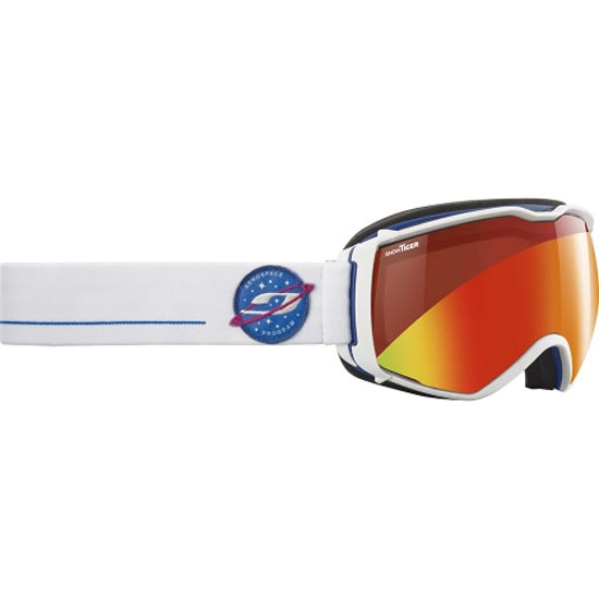 Julbo Aerospace Snow Tiger S2-3 - Blan/Bleu Spa
