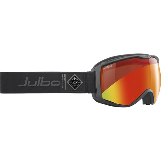 Julbo Aerospace Snow Tiger S2-3 - Negro/Gris
