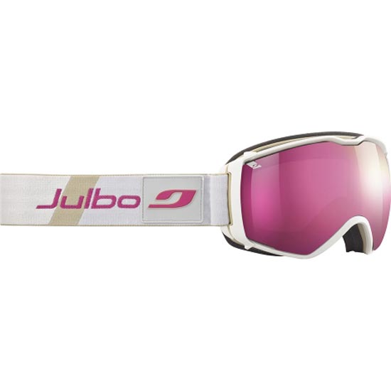 Julbo Airflux Rose S3 - Blanco/Rosa