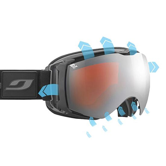 Julbo Airflux Rose S3 - Photo de détail